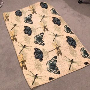 Butterfly & Dragonfly Quilt